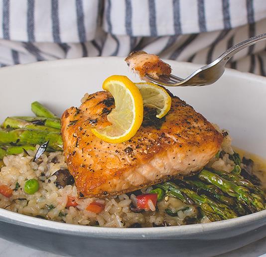 Eight easy meal ideas