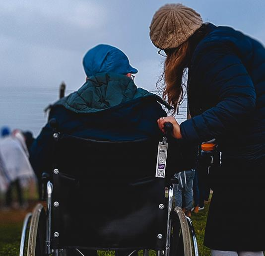 Looking after your mental health while living with a disability