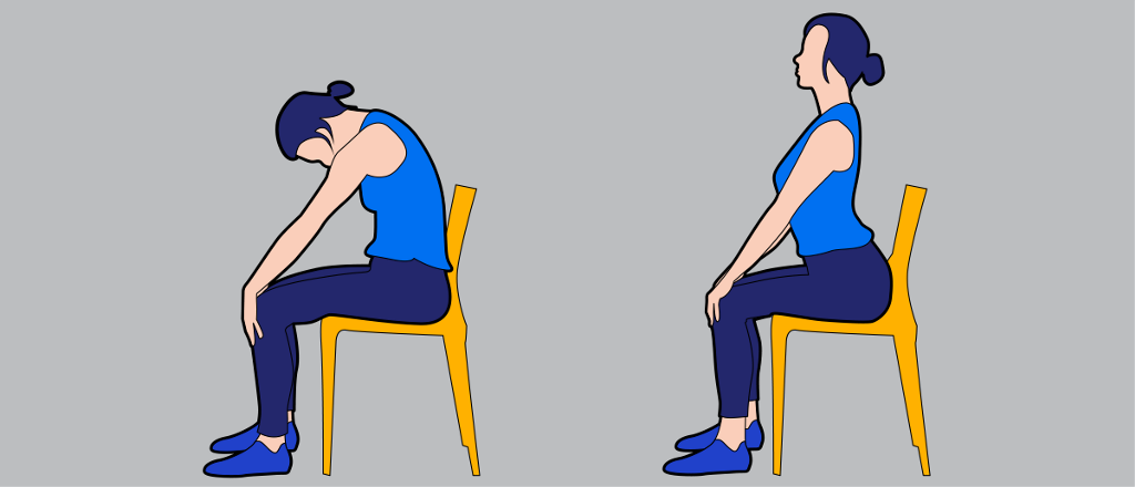 Five Desk Yoga Poses To Incorporate Into Your Work Day