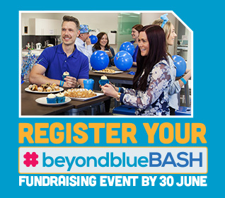 beyondblue Bash workplace morning tea