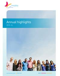 Annual highlights 2015-16