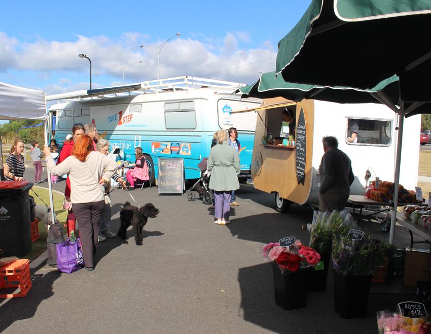 Torquay Farmers Markets.
