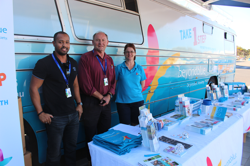 Country North SA Medicare Local colleagues lend a hand in Whyalla.