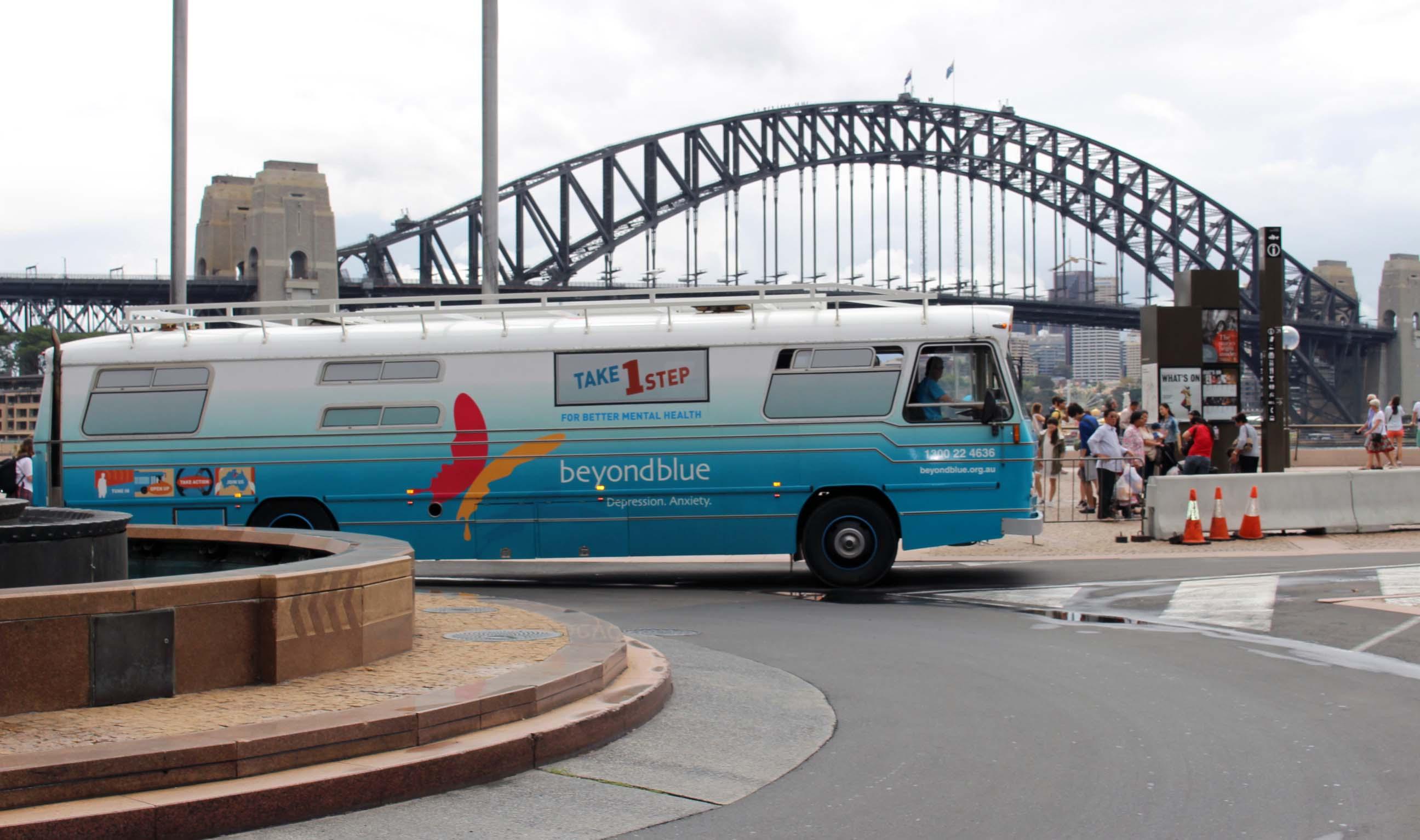 Sightseeing in Sydney!