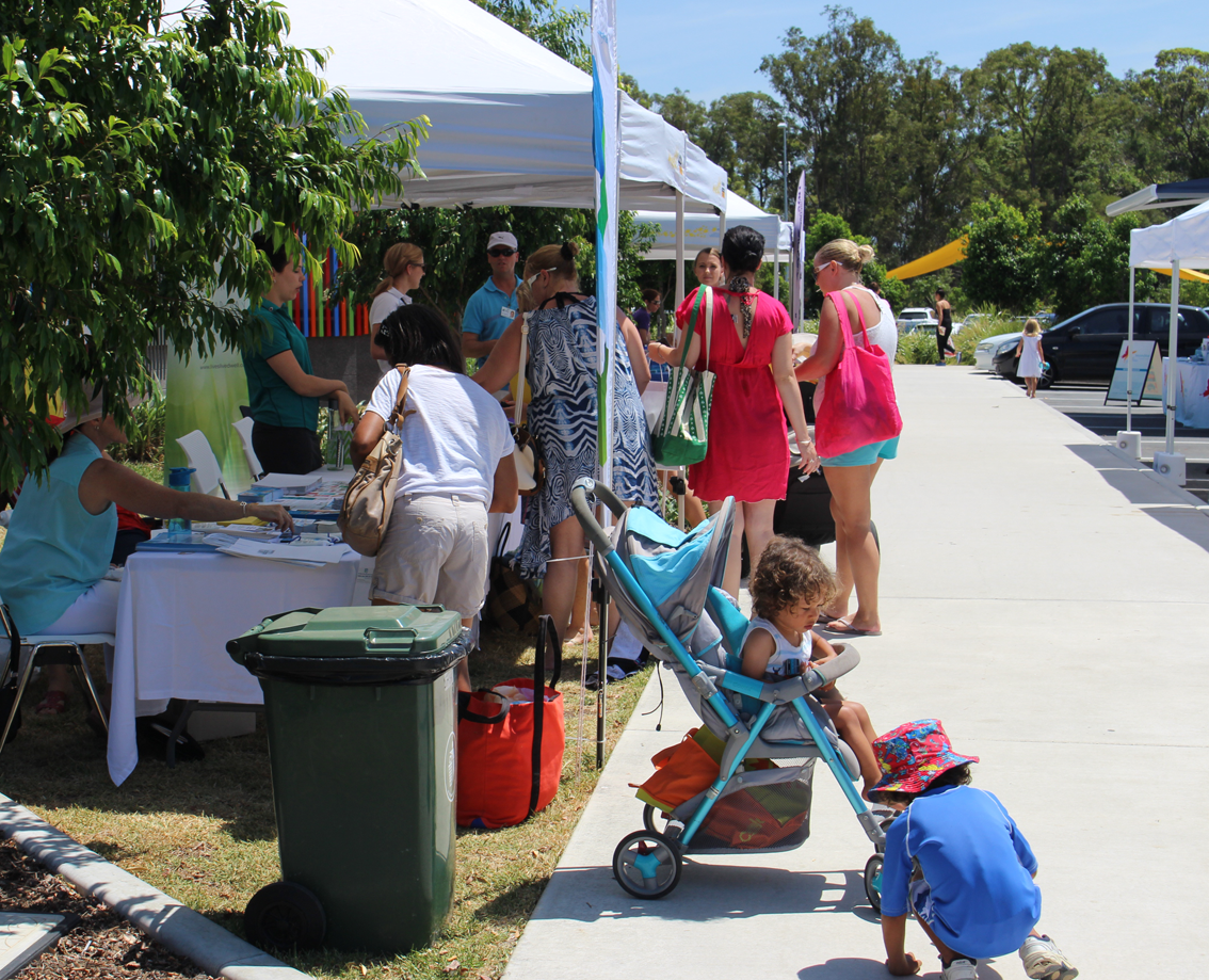 Free community health expo at the Upper Coomera Community Centre.