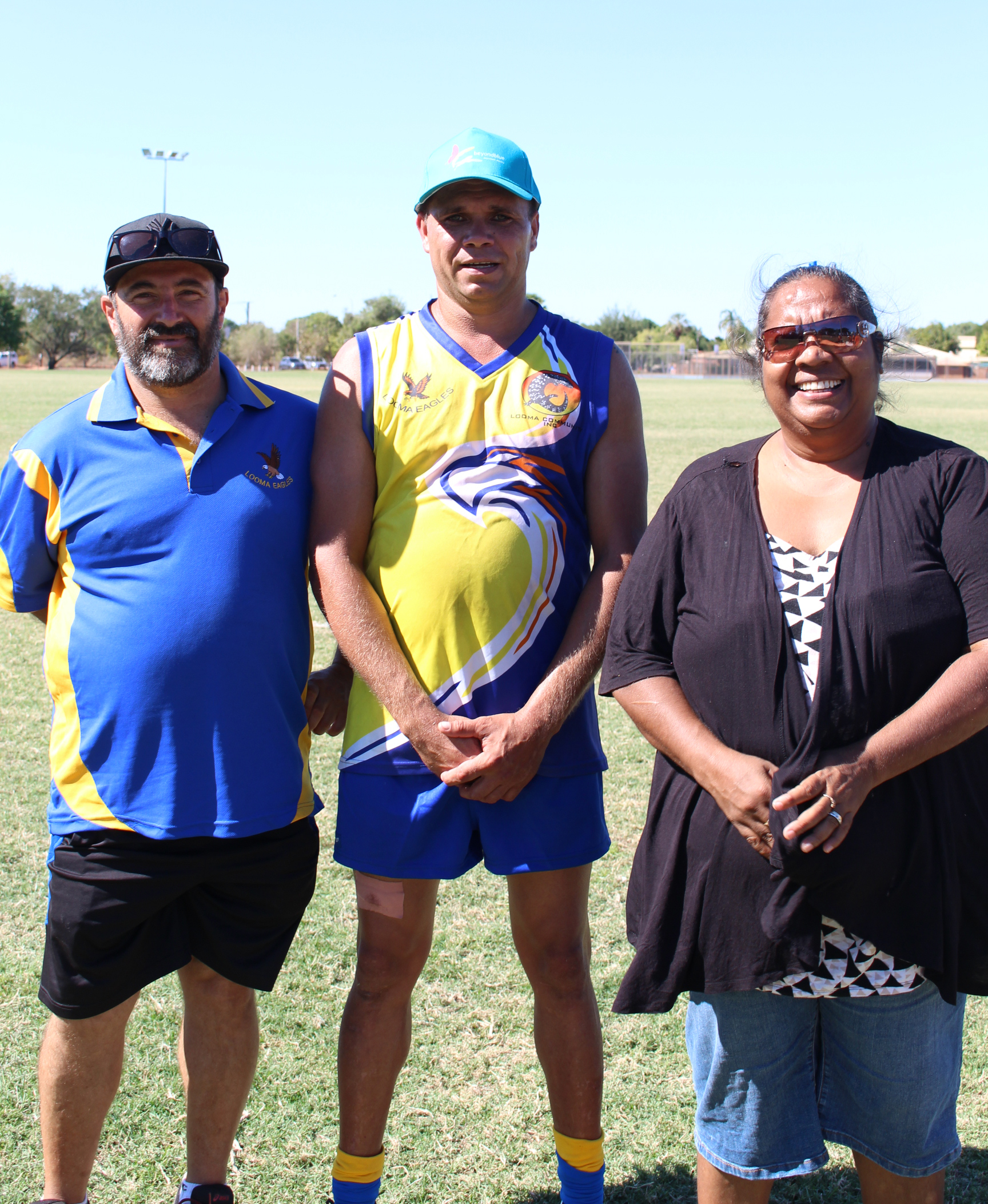 Looma Eagles best on ground at the WKFL in Broome.