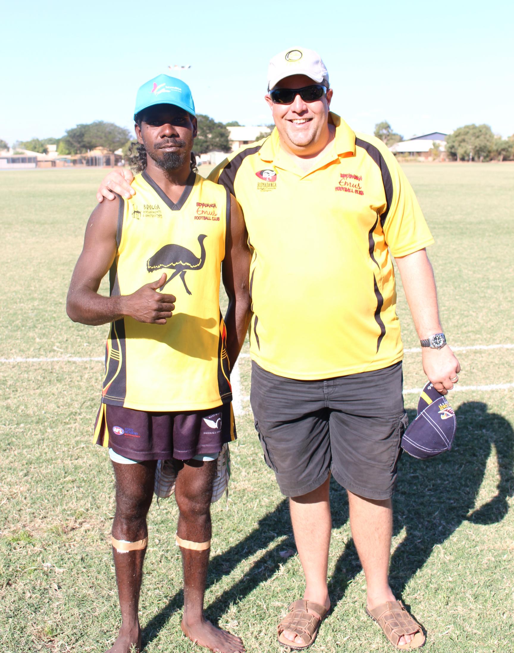 Bidyadanga Emus best on ground at the WKFL.