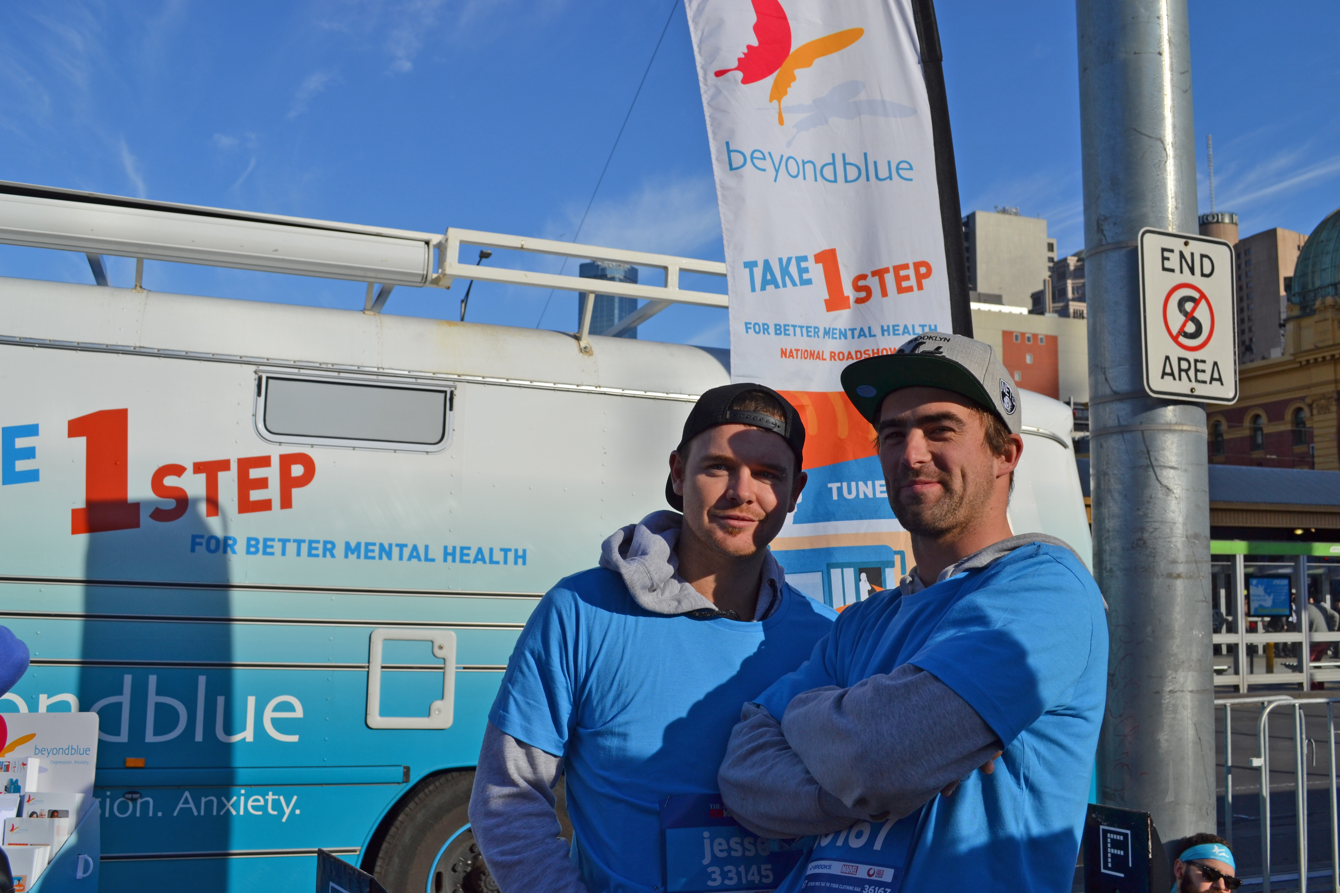 Mates 'Taking 1 step' with Beyond Blue.