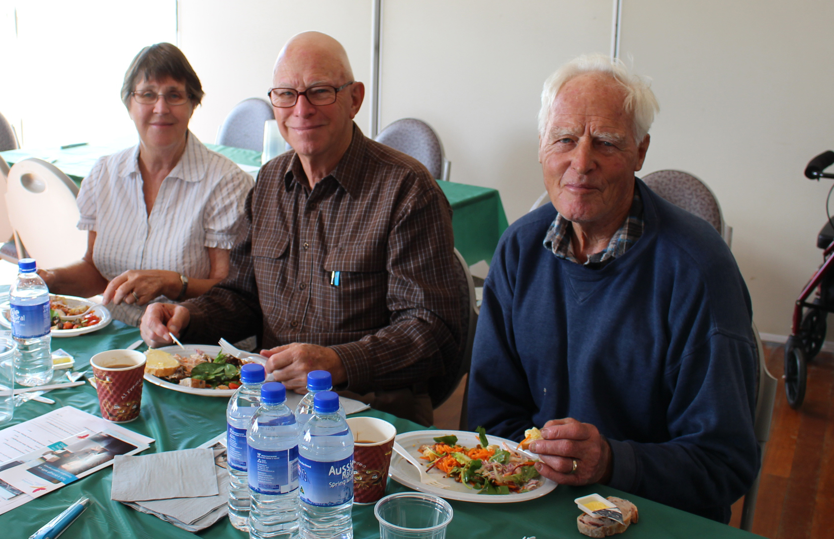 Healthy ageing luncheon in Narrogin.