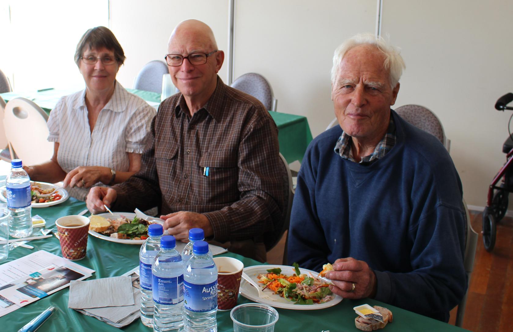 Healthy ageing luncheon in Narrogin.