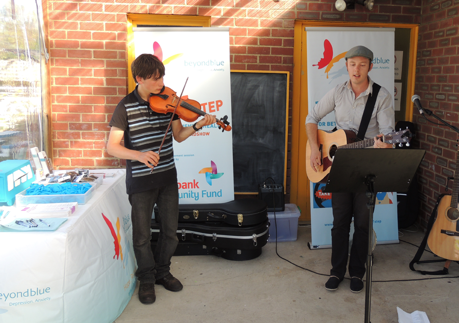 Great musical entertainers in Dunalley.