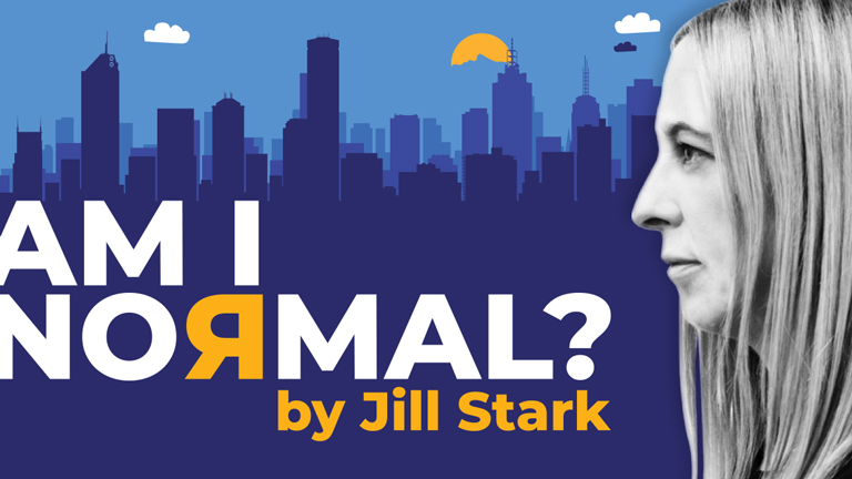 Am I Normal? by Jill Stark