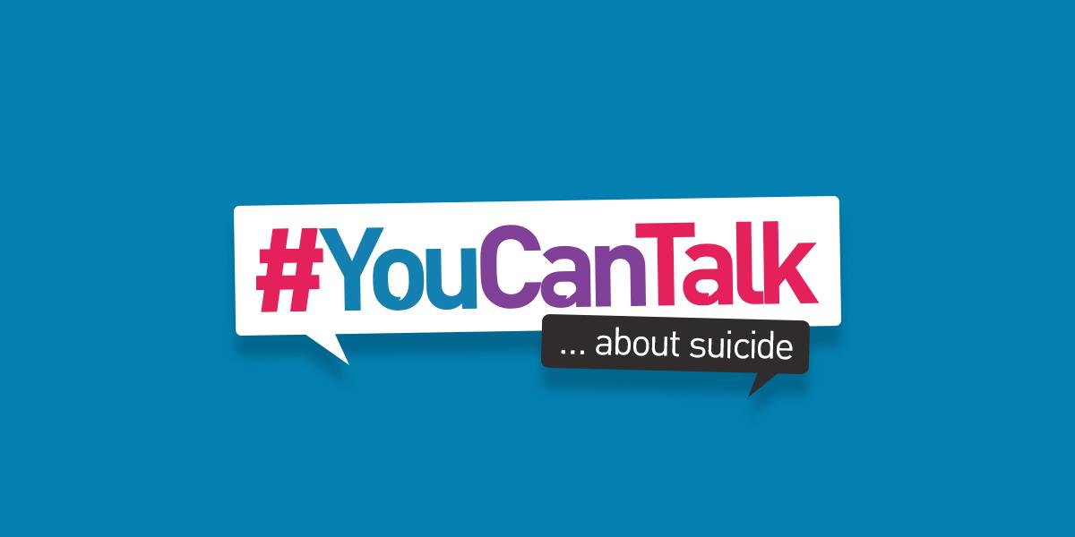 #YouCanTalk