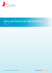 BL1835 Annual financial statements 2016-17 cover 200x250