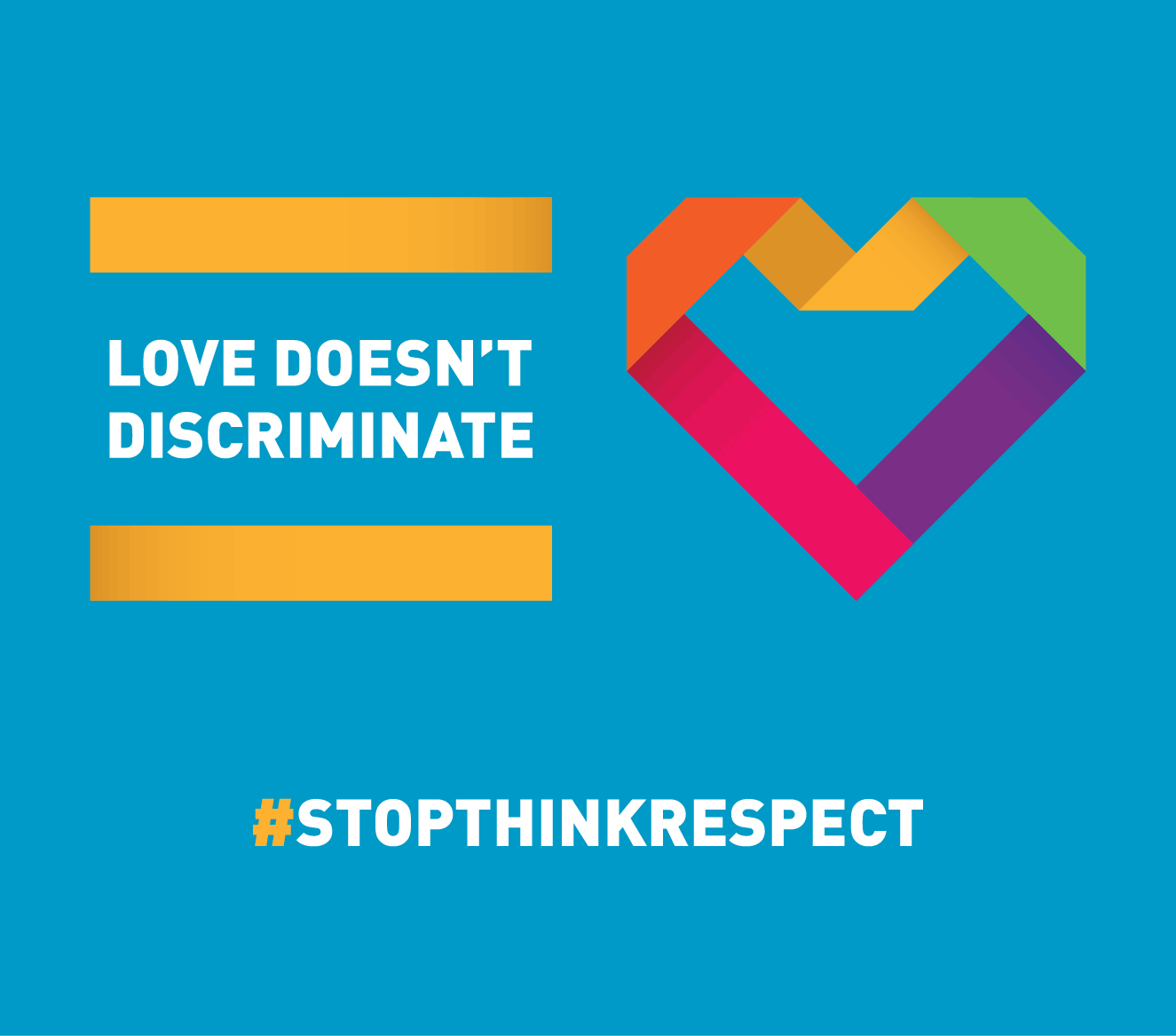 Love Doesnt Discriminate Love Doesnt Discriminate