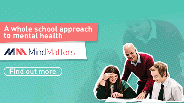 Mindmatters: A whole school appoach to mental health